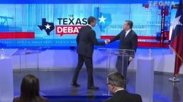 Ted Cruz y Beto O'Rourke cara a cara en segundo debate