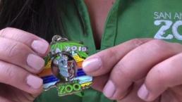 Zoológico de San Antonio devela medalla de Fiesta