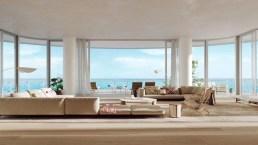 Un penthouse con dos piscinas y 11 baños es la propiedad más cara de Miami