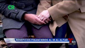 Beneficios financieros al casarte