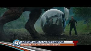 Estreno de Jurassic World: Fallen Kingdom
