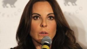 Kate del Castillo lanza un reto a todas las mujeres