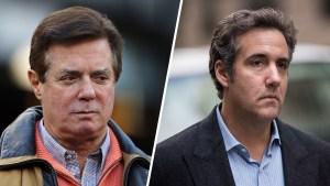 Fiscales detallan mentiras de Manafort y el caso sobre Cohen