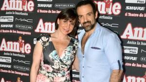 Mariana Garza aceptó la bisexualidad de su esposo