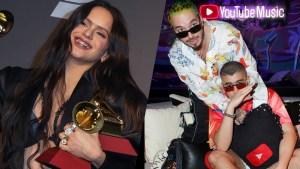 Rosalía, Bad Bunny y Balvin entre nominados al Grammy