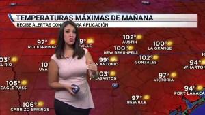 Las temperaturas estarán incrementando a partir de el día de mañana con elevadas sensaciones térmicas en toda la region. Desde ahora tenemos que tomar precaución y mucha agua a la mano.