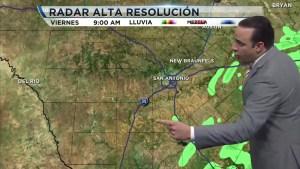 EL fin de semana estará variable en San Antonio, gracias a la humedad y la llegada de otro frente frío. Te decimos los efectos aquí.