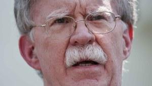 Bolton asegura que Irán perfecciona sus armas nucleares