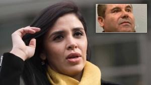 """Esposa de """"El Chapo"""" podría unirse a programa de TV"""