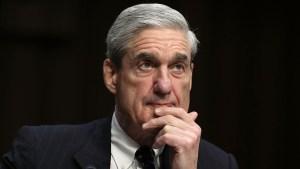 Mueller pronto hablaría ante el Congreso sobre su reporte