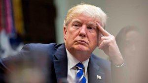 Bancos ya comparten los datos financieros de Trump