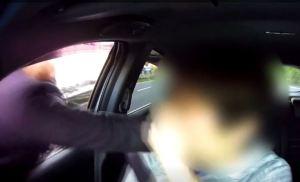 """Te voy a matar"": brutal caso de furia al volante"