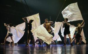 Messi, el Cirque du Soleil y un espectáculo único