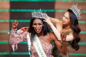 Miss USA se corona como la más bella transgénero