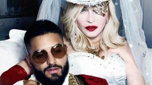Madonna lanzará tema con Maluma como primer sencillo