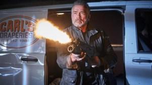 """""""Terminator: Dark Fate"""" recauda menos de lo esperado"""