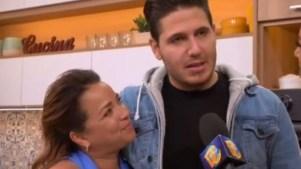 ¿Exceso de confianza entre Adamari López y el Chef James?
