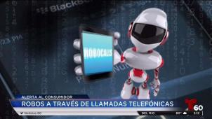 Alerta al consumidor: robo-llamadas