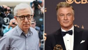 Alec Baldwin critica la 'renuncia' pública de Woody Allen