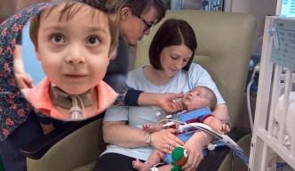 Cirugía única: le regalan una voz a niño sin laringe