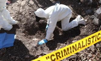 Hallan 11 cuerpos en fosas clandestinas en Sinaloa
