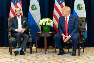 Presidente salvadoreño se dice confiado en renovación de TPS