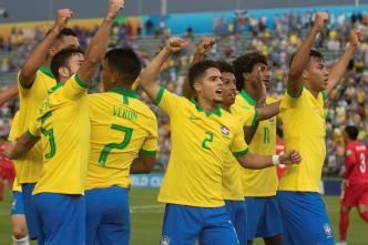 Copa Mundial Sub 17: Brasil y Ecuador ganan en su debut