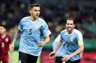 Uruguay goleó a Tailandia para ganar la Copa de China