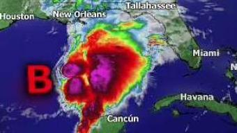Pronostican tormenta tropical