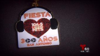 104.5 Latino Hits devela medalla en Noticias 60