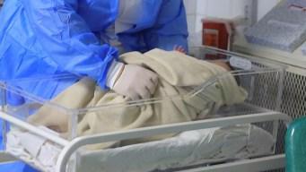 Nace bebé de un útero trasplantado de donante muerta