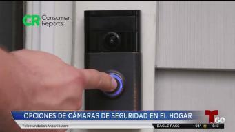 Protege tu hogar con cámaras de seguridad