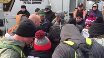 Cientos de voluntarios salen en busca de mujer desaparecida
