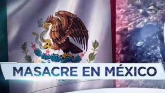 Conmoción en México tras matanza de familia mormona