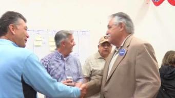 Demócrata gana posición a representante del Distrito 125