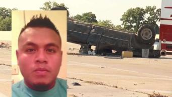 Familia lamenta muerte en trágico accidente vehícular