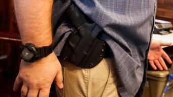 Texas: avanza porte de armas sin licencia tras desastre