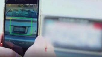 ICE rastrea inmigrantes por las placas de sus autos