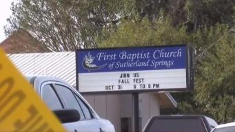 Toman acción legal tras masacre en iglesia de Texas