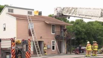 Incendio deja a familia sin hogar