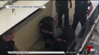 Investigan presunto caso de brutalidad policiaca