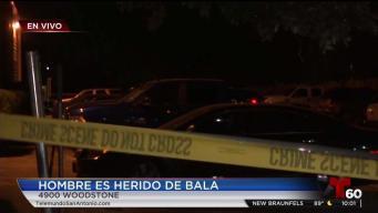 Investigan tiroteo ocurrido en complejo de apartamentos
