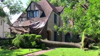 Tormentas severas dejan estragos en San Antonio