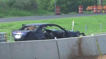 Mortal accidente en zona de construcción