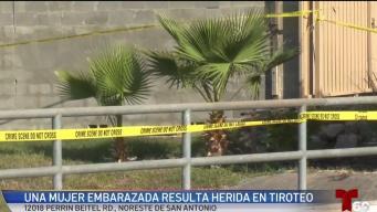 Dos mujeres resultan heridas por una misma bala