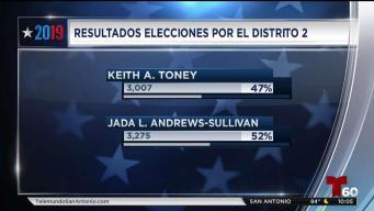 Otros resultados de la jornada electoral