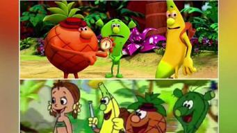Regresan los fruitis a la TV en versión 3D