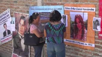 Reportan cifras recientes de desaparecidos en Tamaulipas