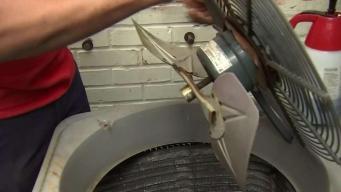 Alertan de estafas en reparaciones de aire acondicionado