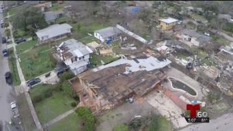 Residentes recuerdan daños causados por tornados